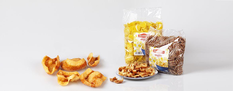 Pellete Snacks Expandabile